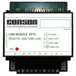 XP70D - Time-Link 32 kanalen identisch met CP70D maar 4-polige bus
