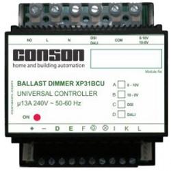 XP31BCU - Commande de ballast 1-10V/10-1 - Dali/DSI et relais 13A