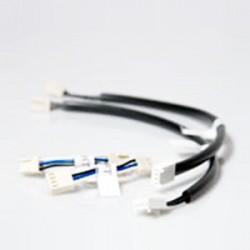 XP08 - Connecteur m/m quadripolair pour bus-bus