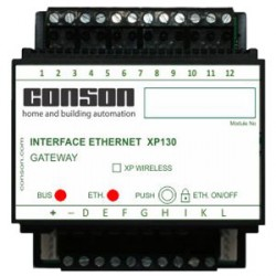 XP130 - Gateway-Ethernet - PC Programmierung und Steuerung via TCP