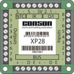 XP28 - Interface bus pour boutons poussoirs